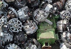 回收电机里的铜线